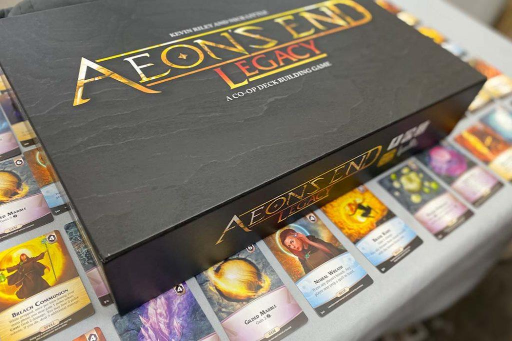 Aeon's End Legacy Campaign Board Game Box