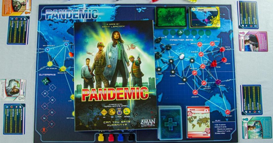 Pandemic Board Game Overview