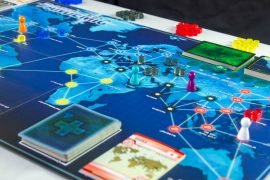 Pandemic Board Game Gameplay