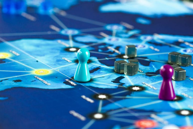 Pandemic Board Game Victory