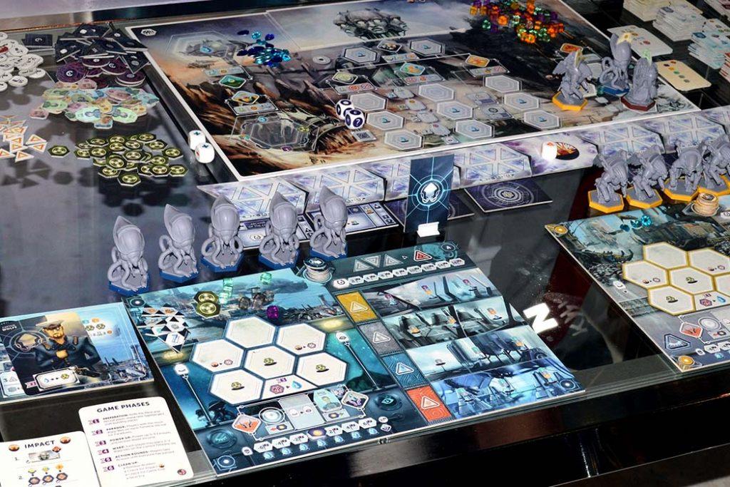 Anachrony Board Game