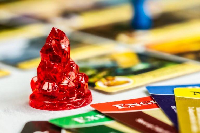 Forbidden Island Board Game Piece