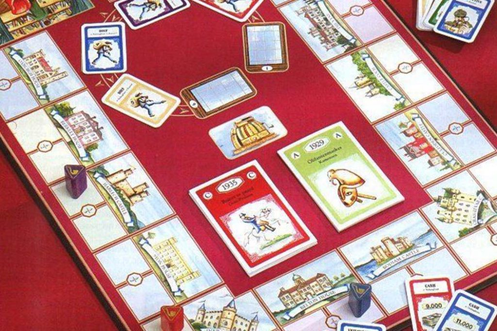 Hoity Toity Board Game