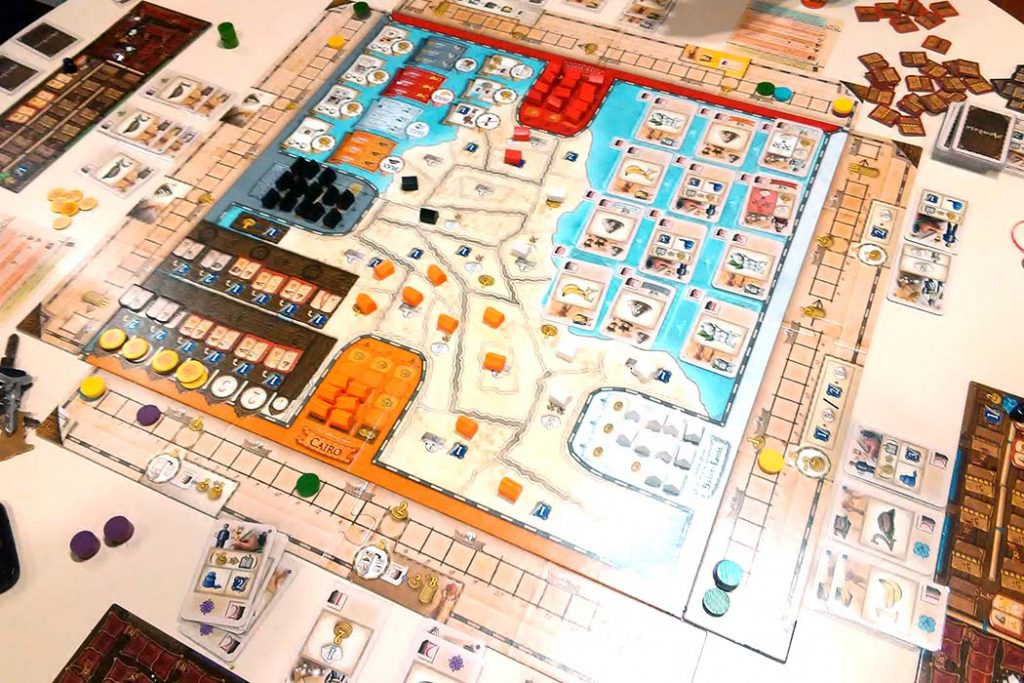Mombasa Board Games