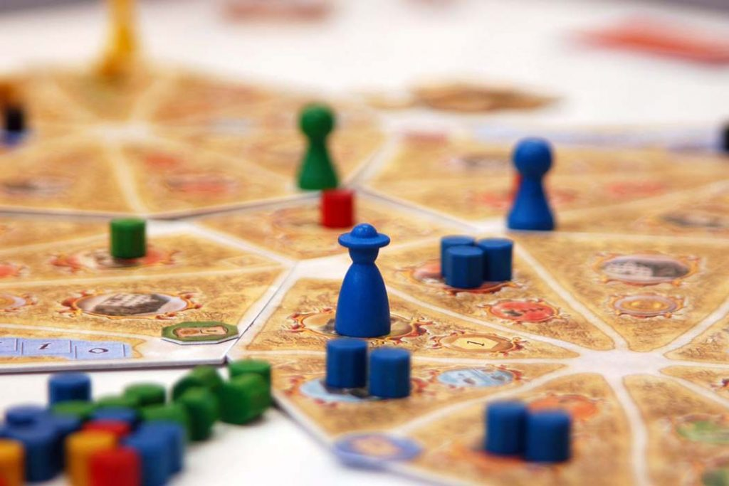 Notre Dame Board Game