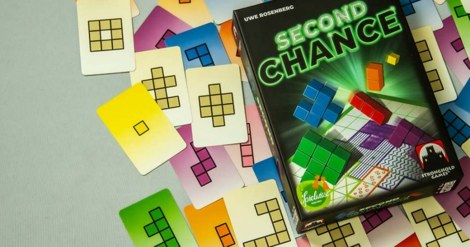 Second Chance Board Game Cards