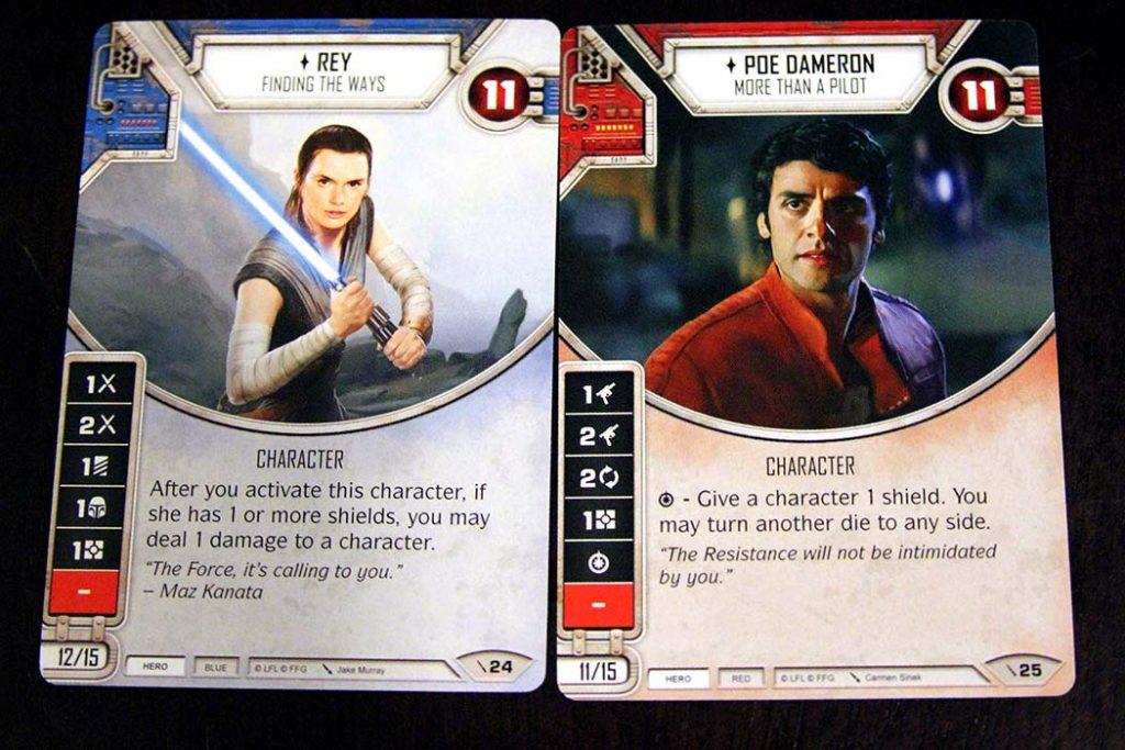 Star Wars Destiny Board Game