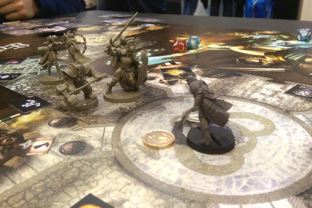Swords and Sorcery Board Game