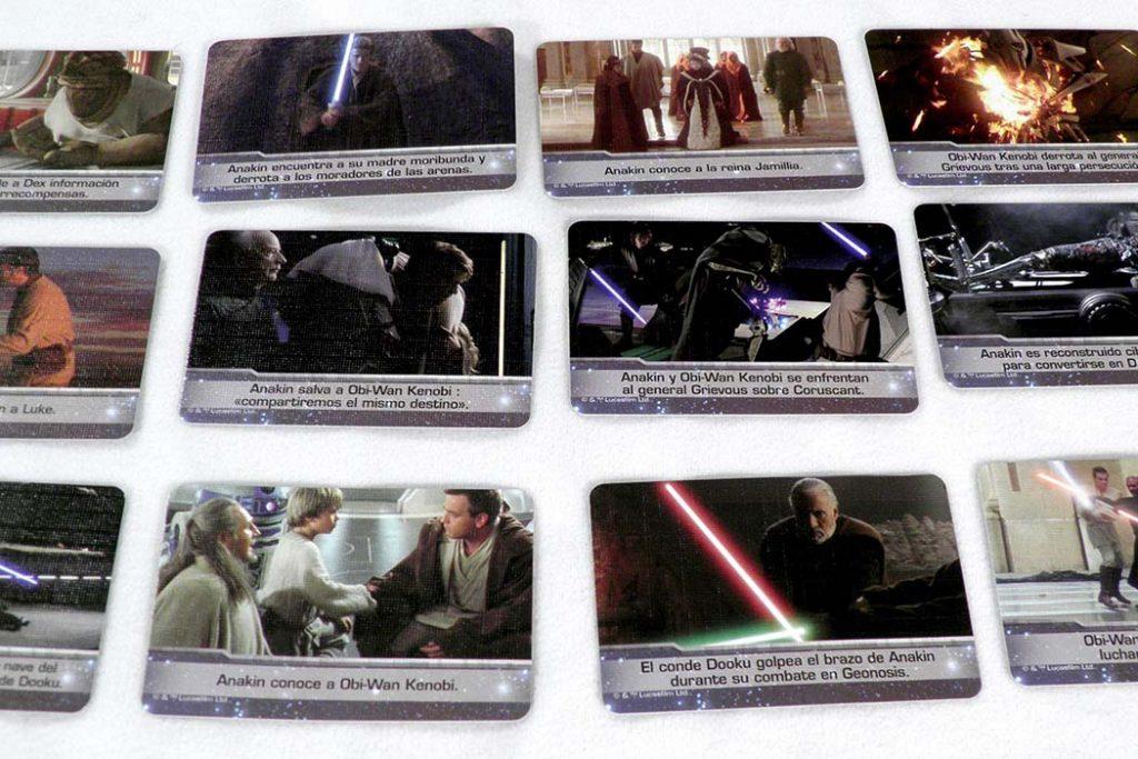 Timeline Star Wars Board Game