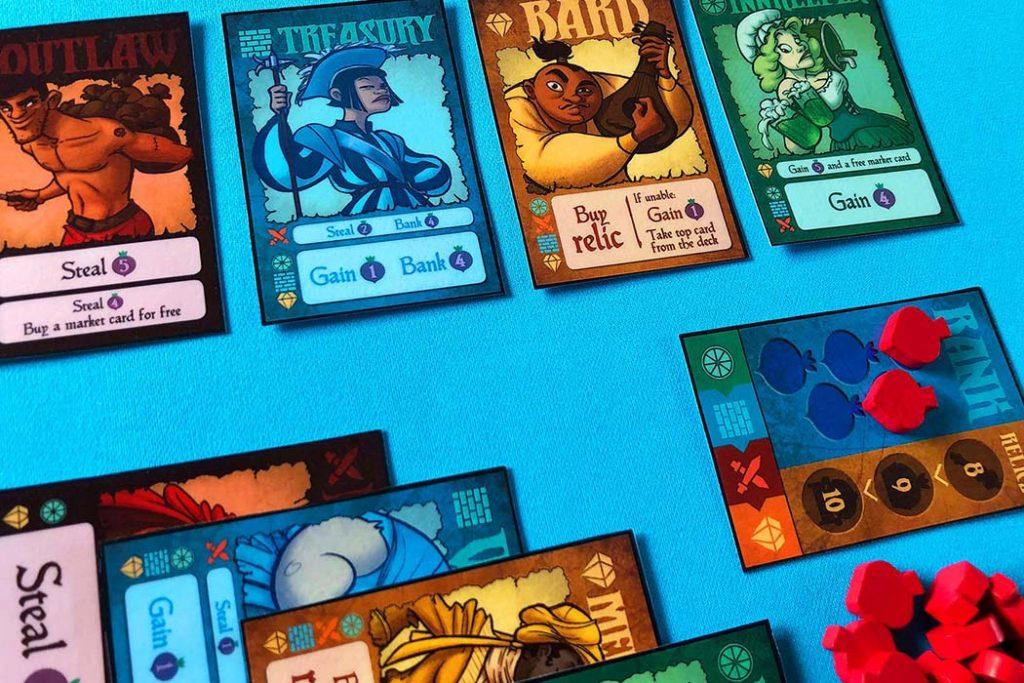 Village Pillage Board Game