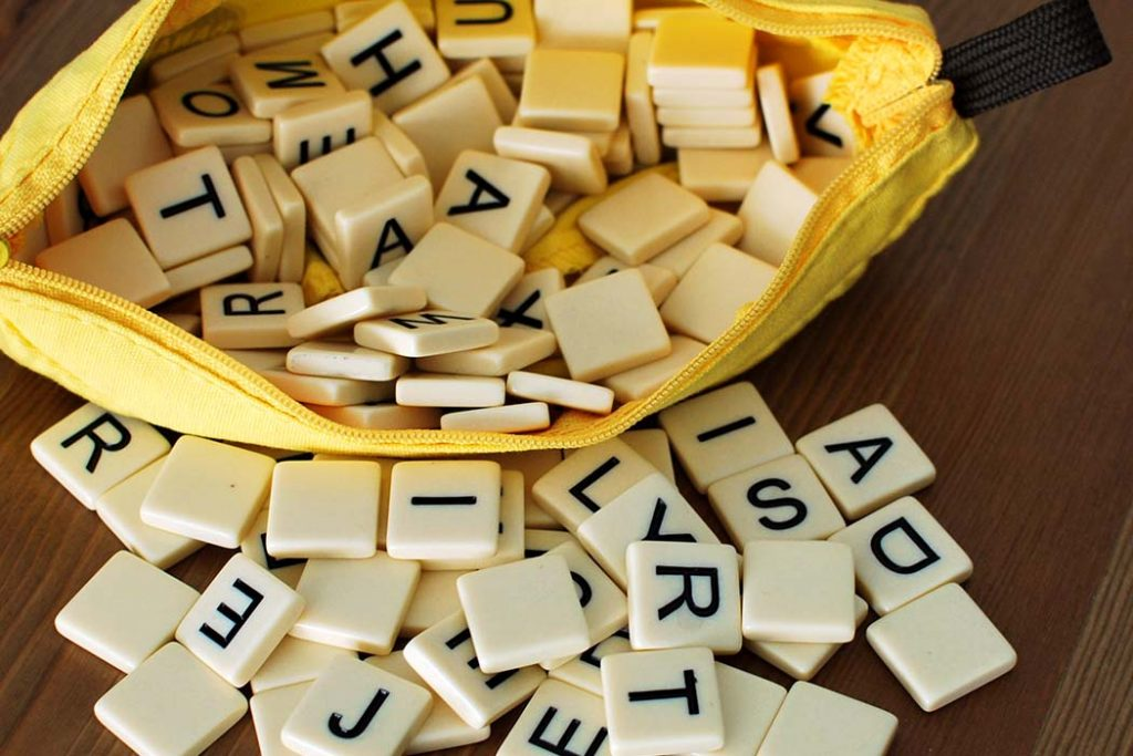 Bananagrams Board Game