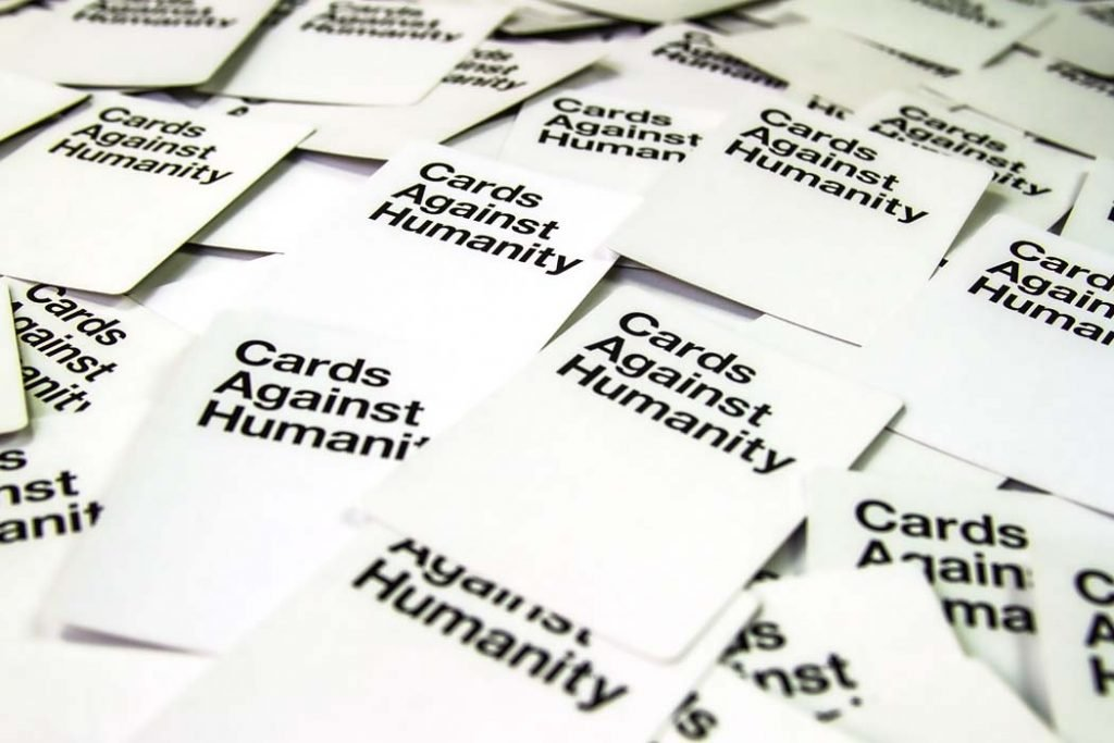 Cards Against Humanity Card Pool