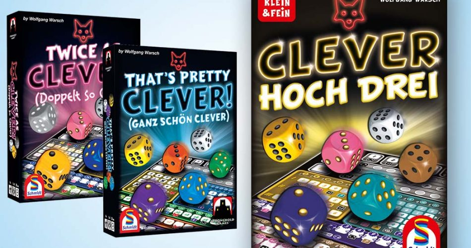 Clever Board Game Series