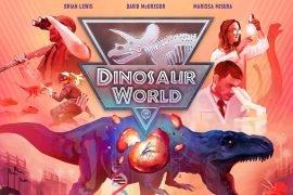 Dinosaur Island Universe Expands With Dinosaur World