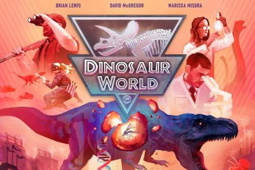 Dinosaur Island Universe Expands With Dinosaur World