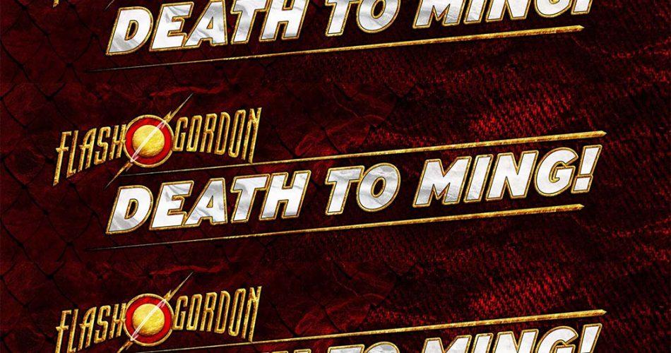 Flash Gordon 40th Anniversary Board Game Announcement