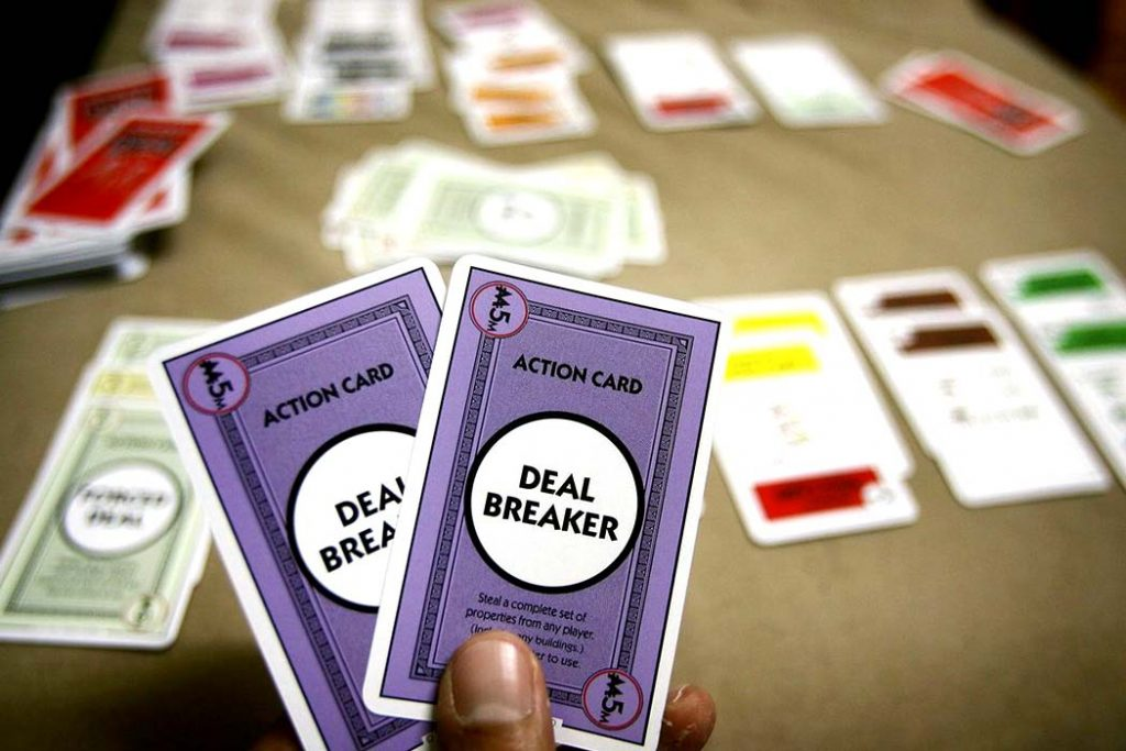 Monopoly Deal Board Game