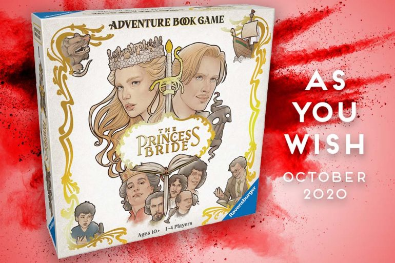 Princess Bride Board Game Game Coming Soon