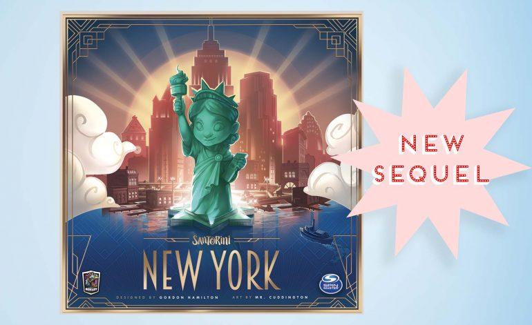 Santorini follow up in New York