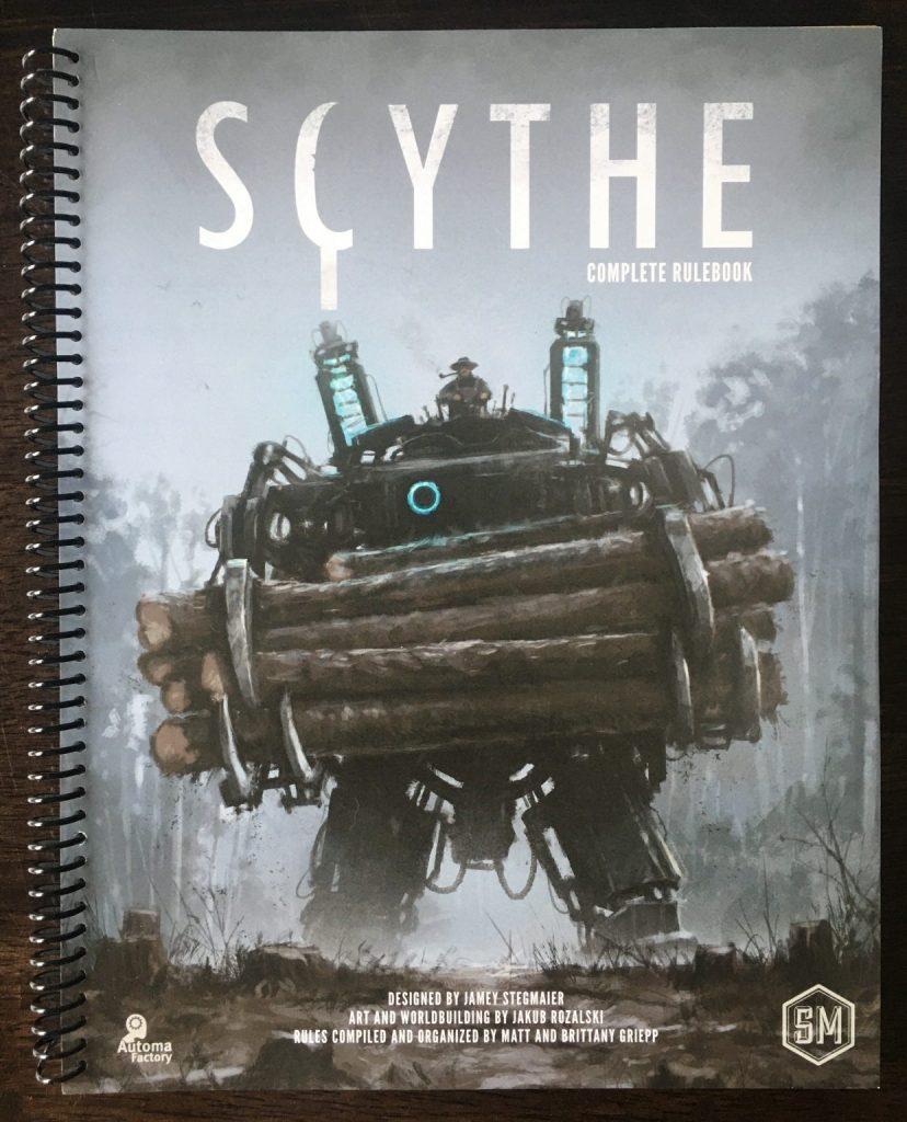 Scythe Premium Rulebook