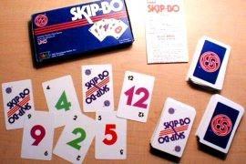 Skip Bo Board Game