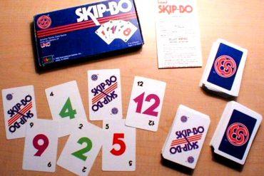 Skip Bo Board Game
