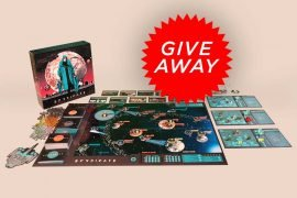 Syndicate Board Game Giveaway