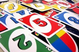 Uno Board Game