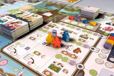 Vinhos Board Game
