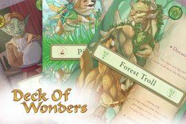 Why You Should Kickstart Decks of Wonder
