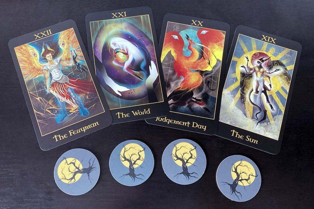Arcana Magica Board Game