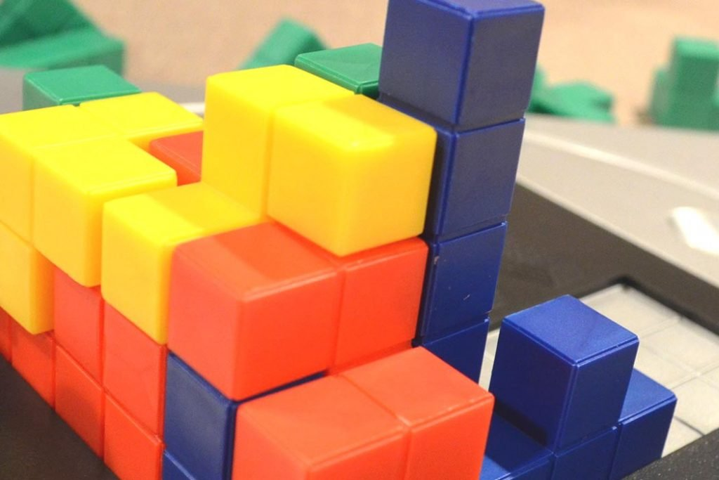 Blokus 3D Board Game