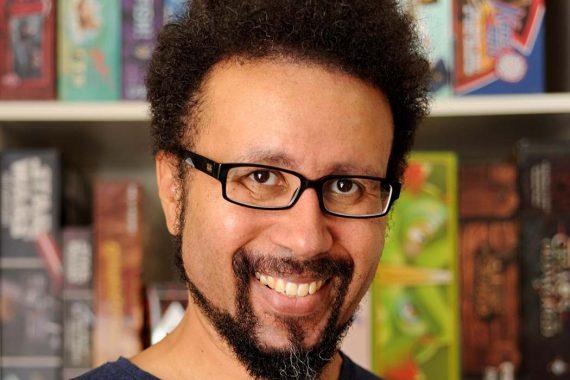 Board Game Designer Eric Lang
