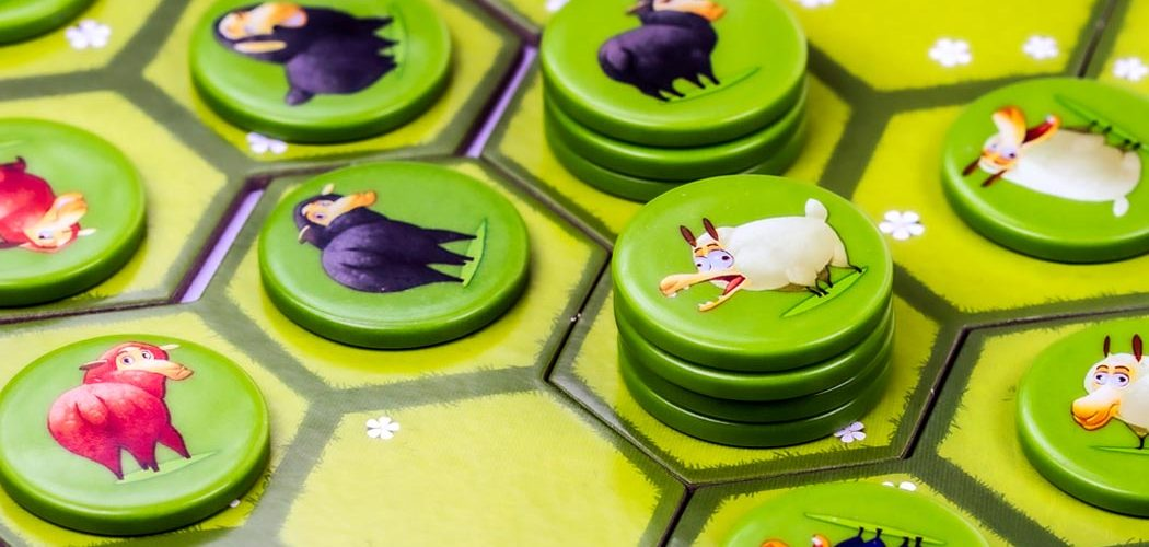Battle Sheep Board Game Gameplay Overview