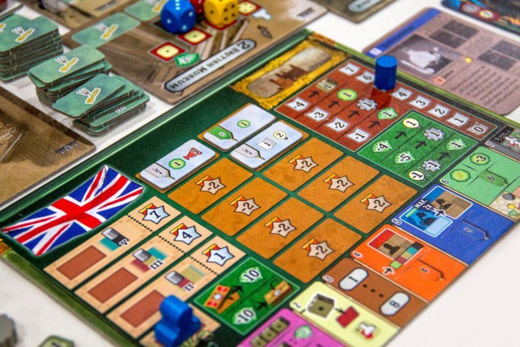 Crystal Palace Board Game