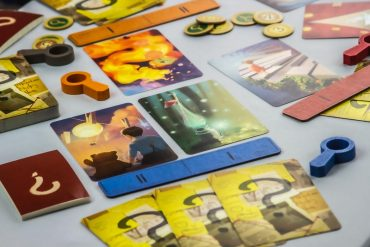 Detective Club Board Game Clue Play Cards