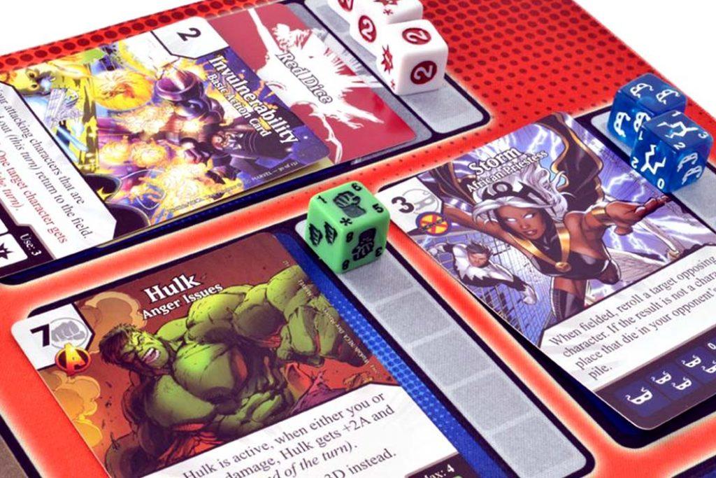 Dice Masters Game Hulk Xmen