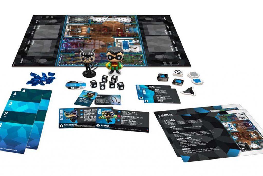 Funkoverse DC Board Game