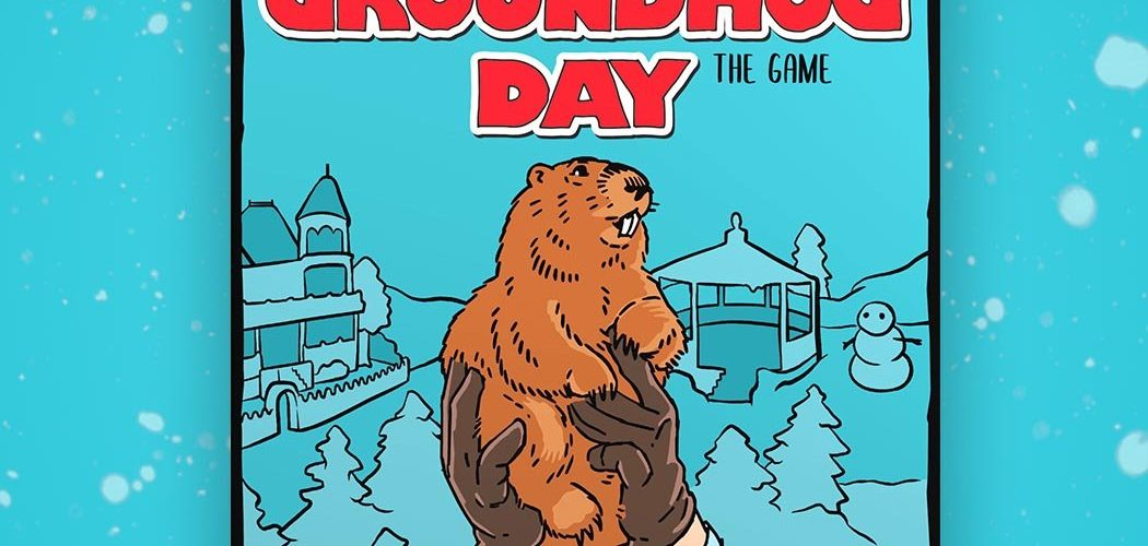 Groundhog Day Board Game Based On the Movie