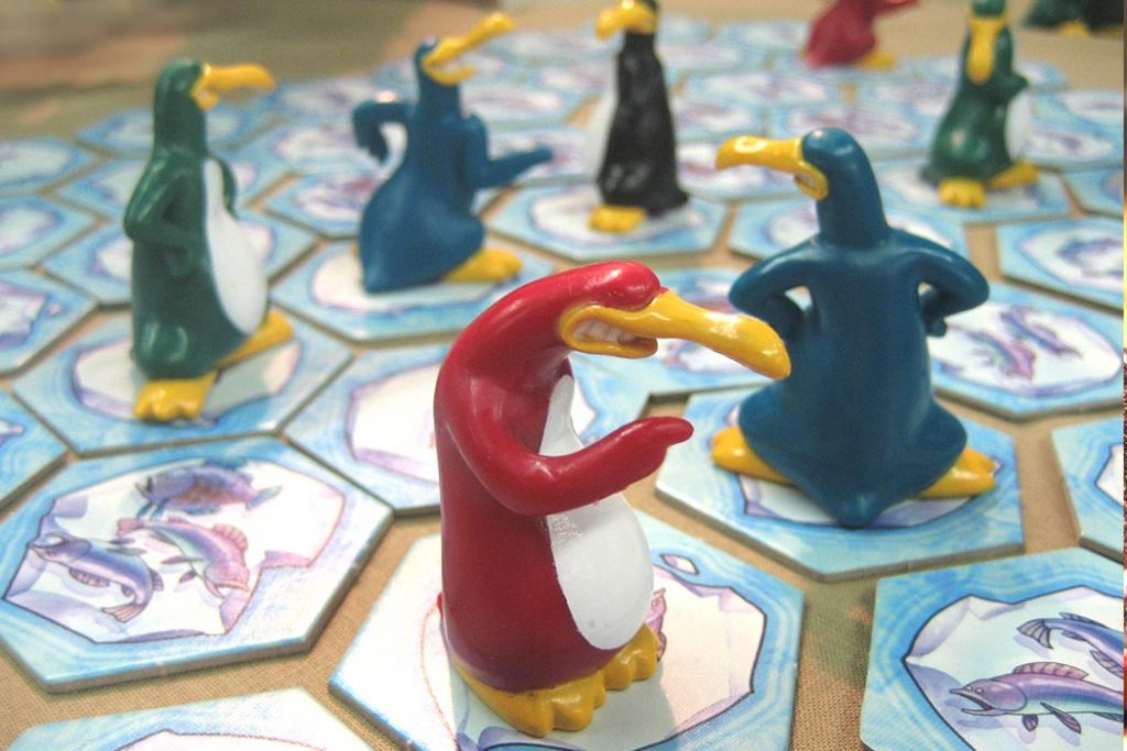 Hey Thats My Fish Board Game
