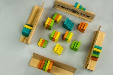 Mindblock Board Game Gameplay
