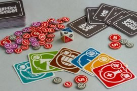MiniSteel Board Game Gameplay