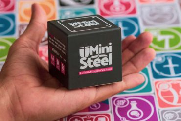 MiniSteel Board Game Small Box Scale