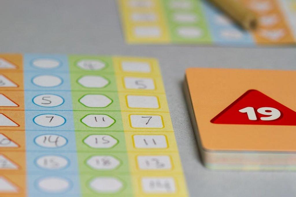 Ripple Rush Board Game Play Sheet