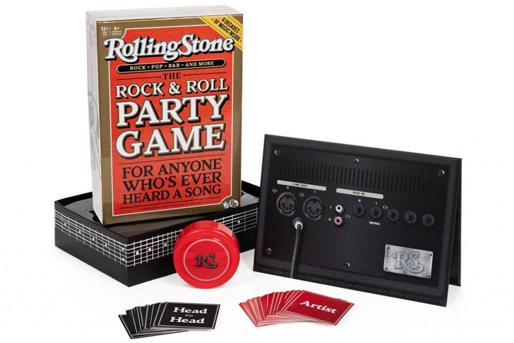 Rolling Stone Party Game