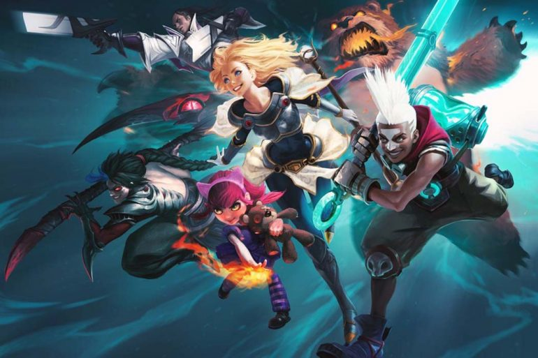 Spin Master Joins Forces with the League of Legends Franchise