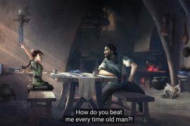 Teaser Trailer For Tellstones: King's Gambit