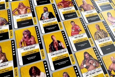 Royal Rumble Card Game Wrestling Legends