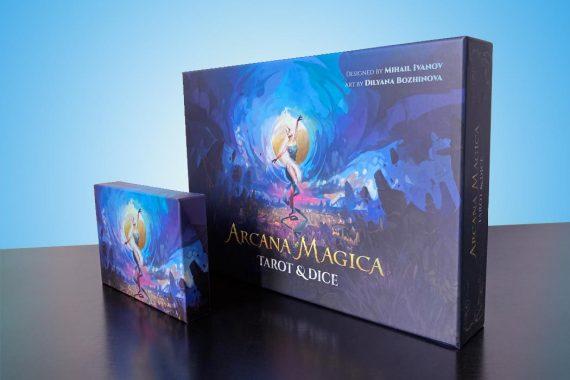 Why To Kickstart Arcana Magica Kickstarter