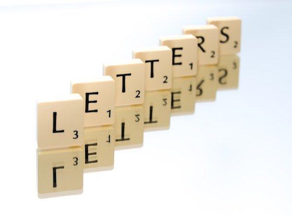 letters scramble